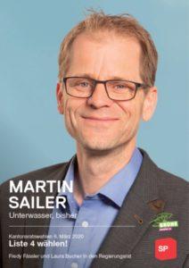 Martin Sailer, SP